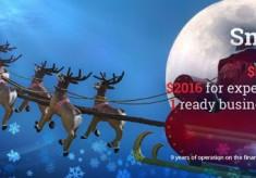 Snow Rally Santa MFX Broker