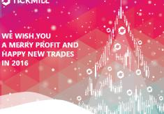 New Year Deposit Bonus TICKMILL