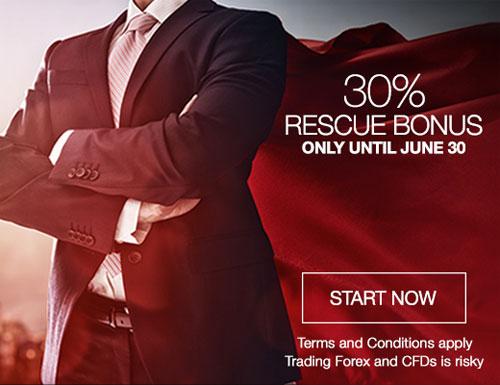 Rescue Deposit Bonus Hotforex
