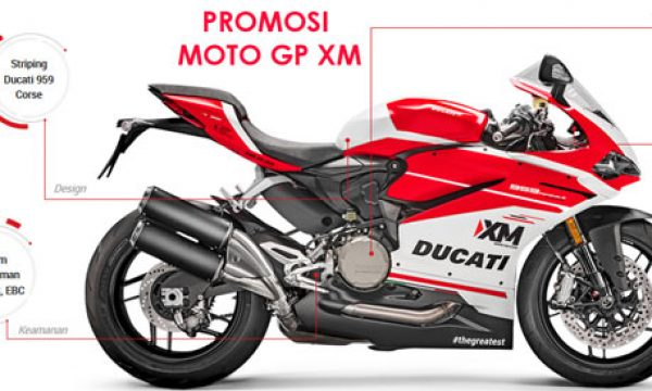 MotoGP XM Exclusive Promotion