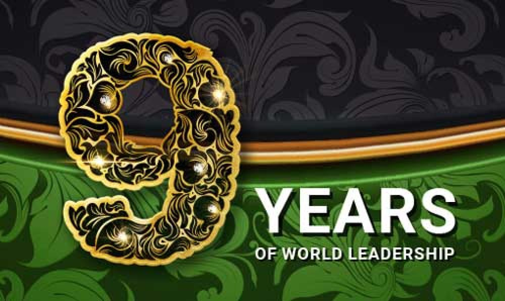 Get FBS Promo Gift: 9 Years of World Leadership