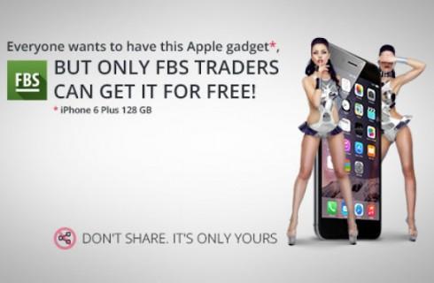 Get iPhone 6s from Broker FBS