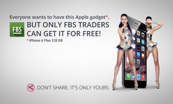 Get iPhone 6s from Broker FBS