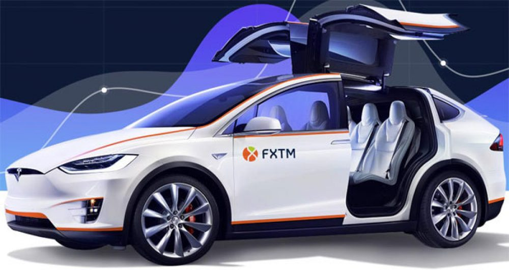 FXTM TESLA CONTEST with Lucky Raffle Draw