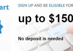 $150 No Deposit Bonus from FOREXMART