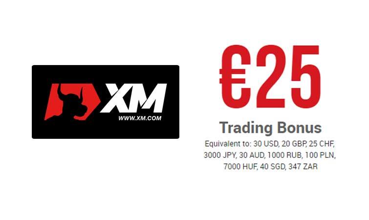 Trading Bonus Without Deposit XM