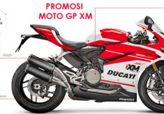 MotoGP XM Exclusive Promotion