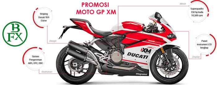 XM MotoGP Promotion
