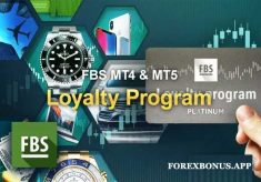 Get FBS Prizes with FBS Loyalty