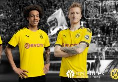 InstaForex strikes partnership with Borussia Dortmund