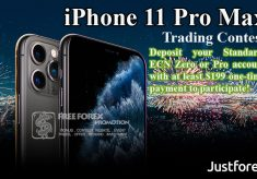 iPhone 11 Pro Max Trading Contest