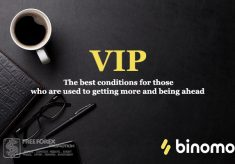 Binomo VIP Traders Advantage