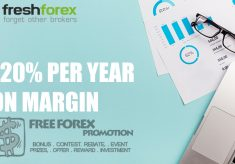 FreshForex 120% PER YEAR ON MARGIN