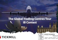 Tickmill Global Trading Centers Tour