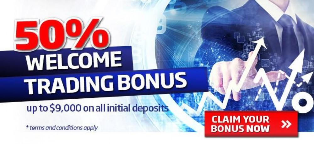 50% Bonus on OCTAFX Deposit