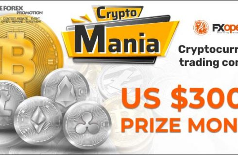 FXOpen Cryptomania
