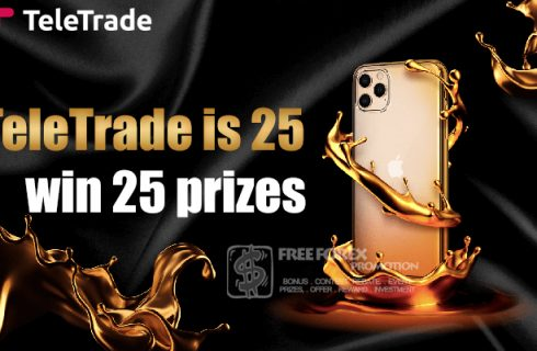 TELETRADE IS 25 PROMOTION