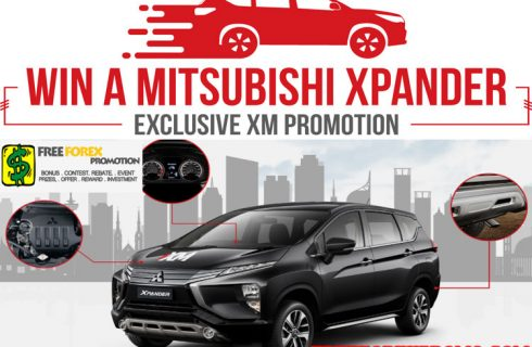 Exclusive XM Promotion for Indonesia, Win Mitsubishi Expander