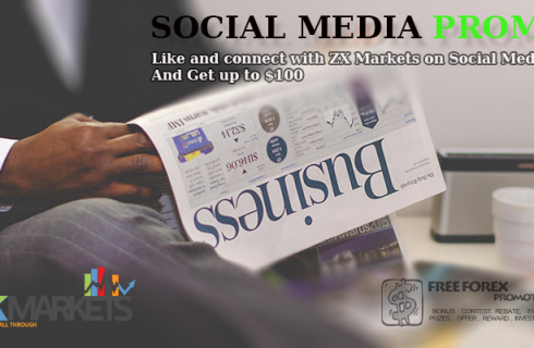 ZX Markets $100 Weekly Social Media Promotion