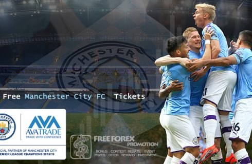 AVA Trade Manchester City FC Tickets