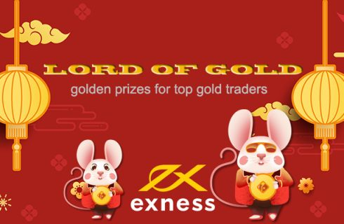 Exness Lord of Gold Contest