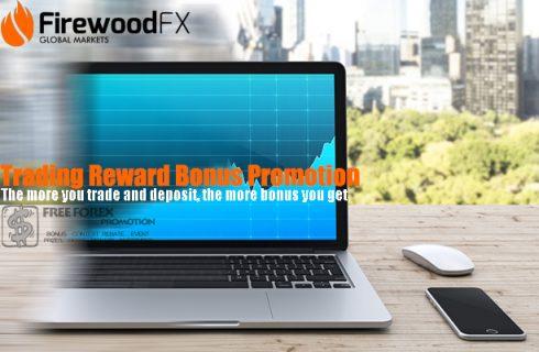 FirewoodFX Trading Reward Bonus