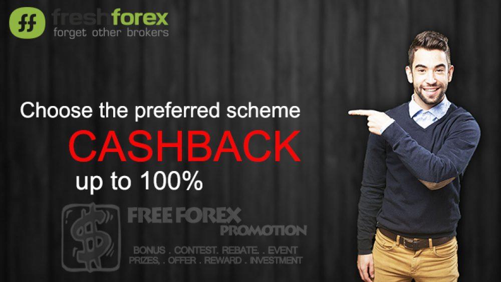 FreshForex 3 Schemes Megarebate