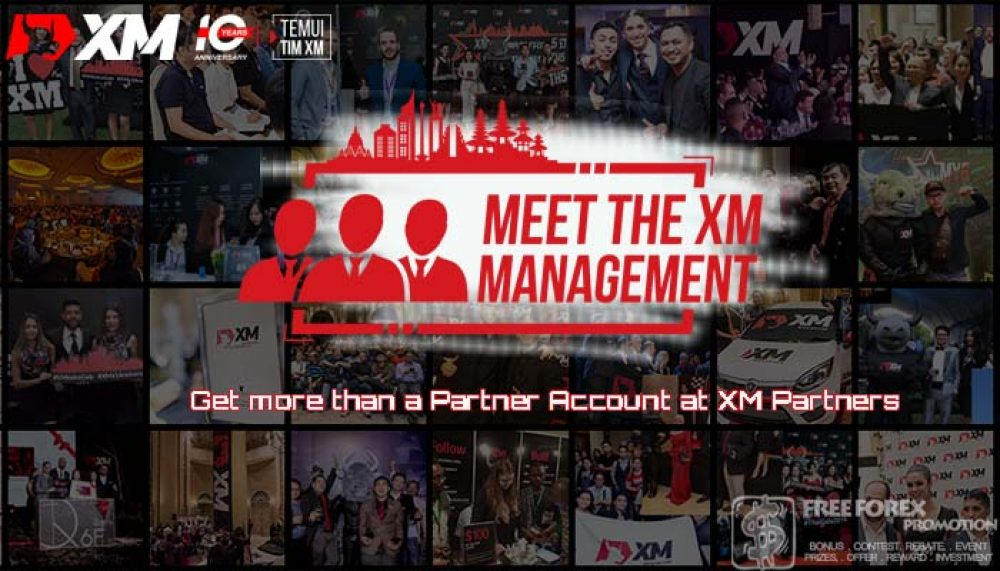 Meet the XM Management for Partnership
