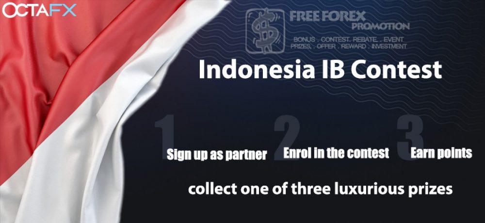 OctaFX IB Contest for Indonesia