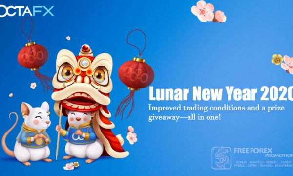 OctaFX Lunar New Year 2020
