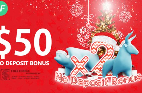 SuperForex X2 No Deposit Bonus