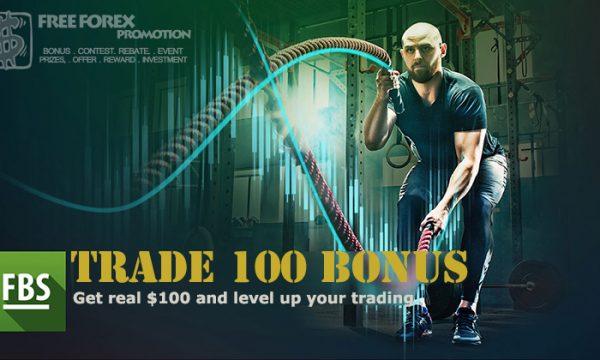 FBS Trade 100 Bonus