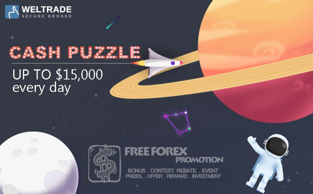 WelTrade Cash Puzzle
